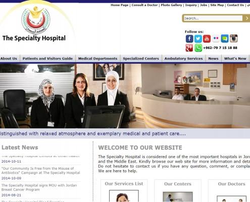 specialty-hospital